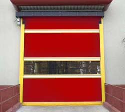 Albany High Speed Door UltraLite