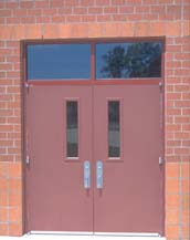 Ceco Hollow Metal Entry Door