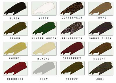 Home Guard Paint Colors