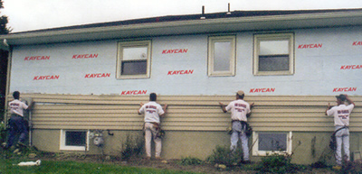 Siding Old Omaha Door Amp Window