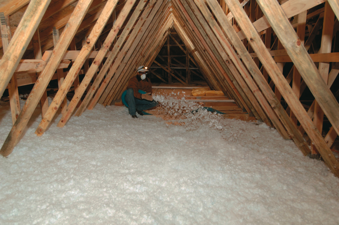 Installing Insulation In An Attic Free Programs