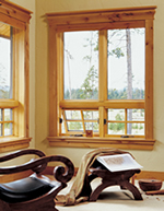 Jeld-Wen Awning Wood Window