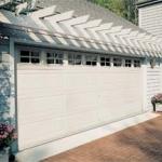 Omaha door window raynor series omaha door window for Raynor centura garage doors