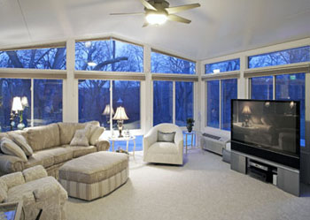 Energy Efficient Sunrooms