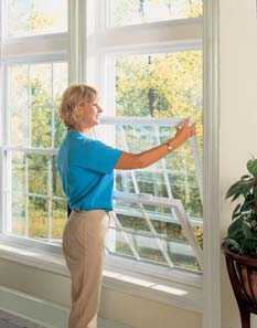 Soft-Lite easy-to-clean Double Hung Window