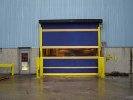 Albany UltraFast High Speed Door