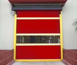 Albany UltraLite High Speed Door