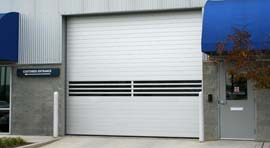 Albany UltraSecure High Speed Door