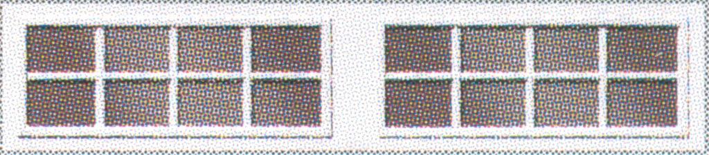 Clopay Gd2su Amp Gd2lu Omaha Door Amp Window
