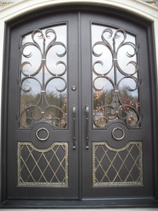 When Selecting An Entry Door, There Are Quite A Few Options To Choose From,  The Most Popular Being Fiberglass, Steel, And Wood.