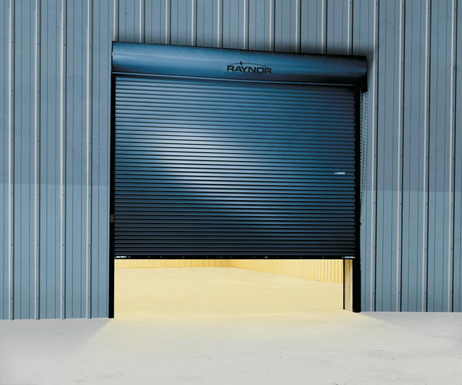 Rolling steel doors omaha door window