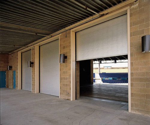 Rolling Steel Door Maintenance And Safety Omaha Door