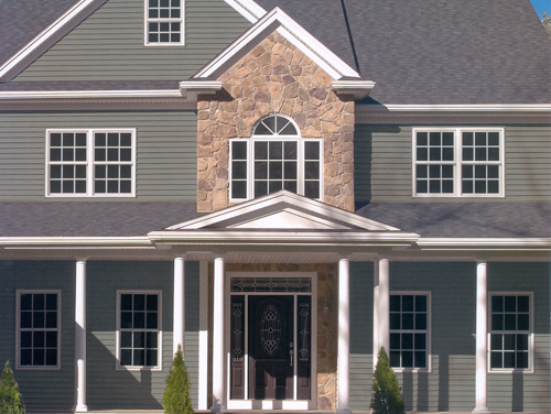 Vinyl Siding Suppliers In St Louis Misty Shadow Siding