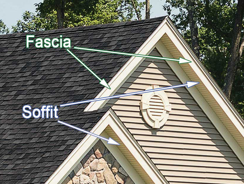 Ventura 174 Hidden Vent Soffit Omaha Door Amp Window