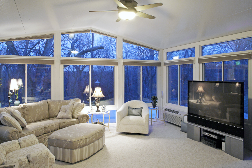 Beautiful Sunrooms