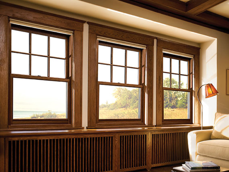 Weather Shield® Vinyl And Wood Window Collection