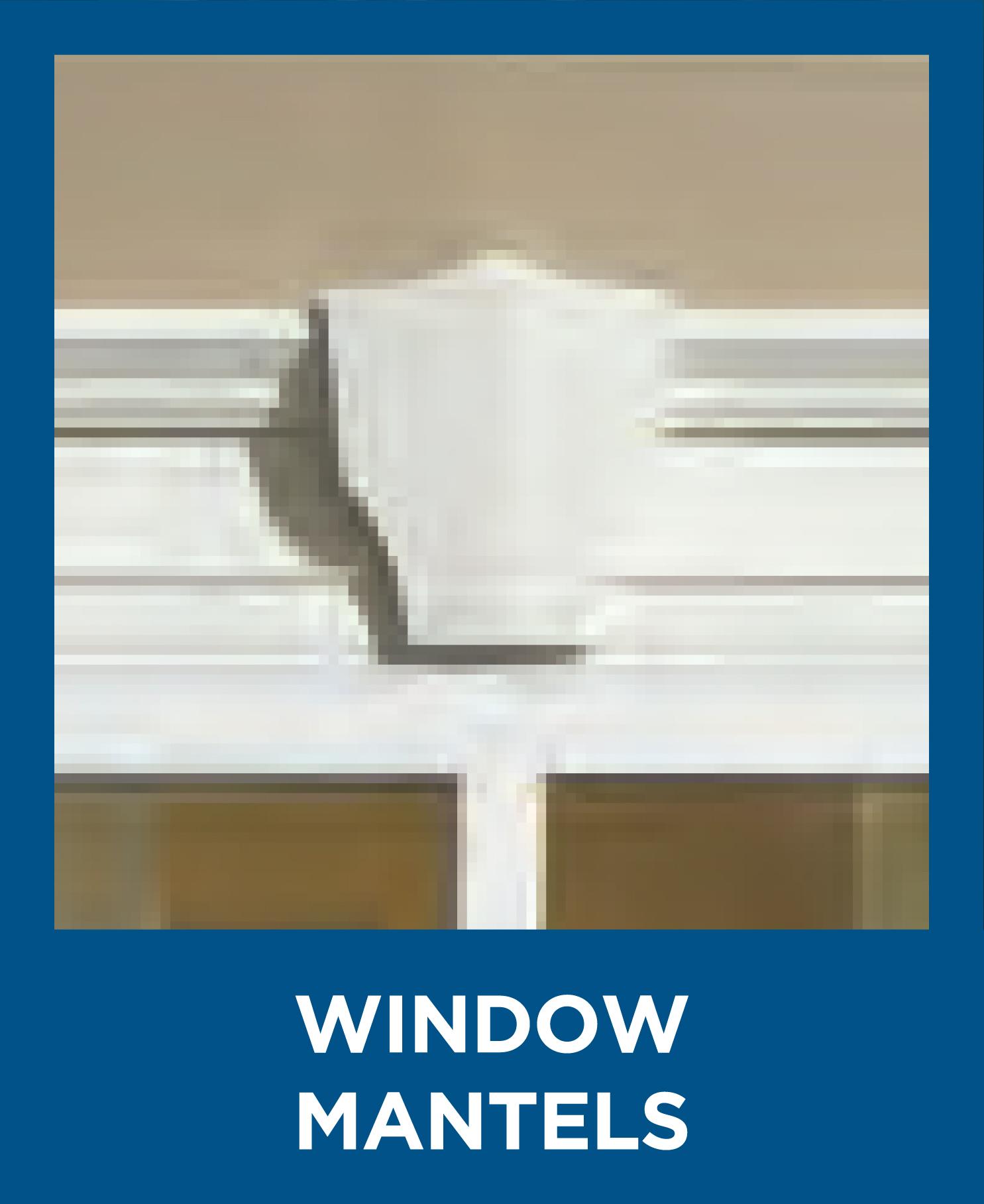 Window Mantels Omaha Door Amp Window