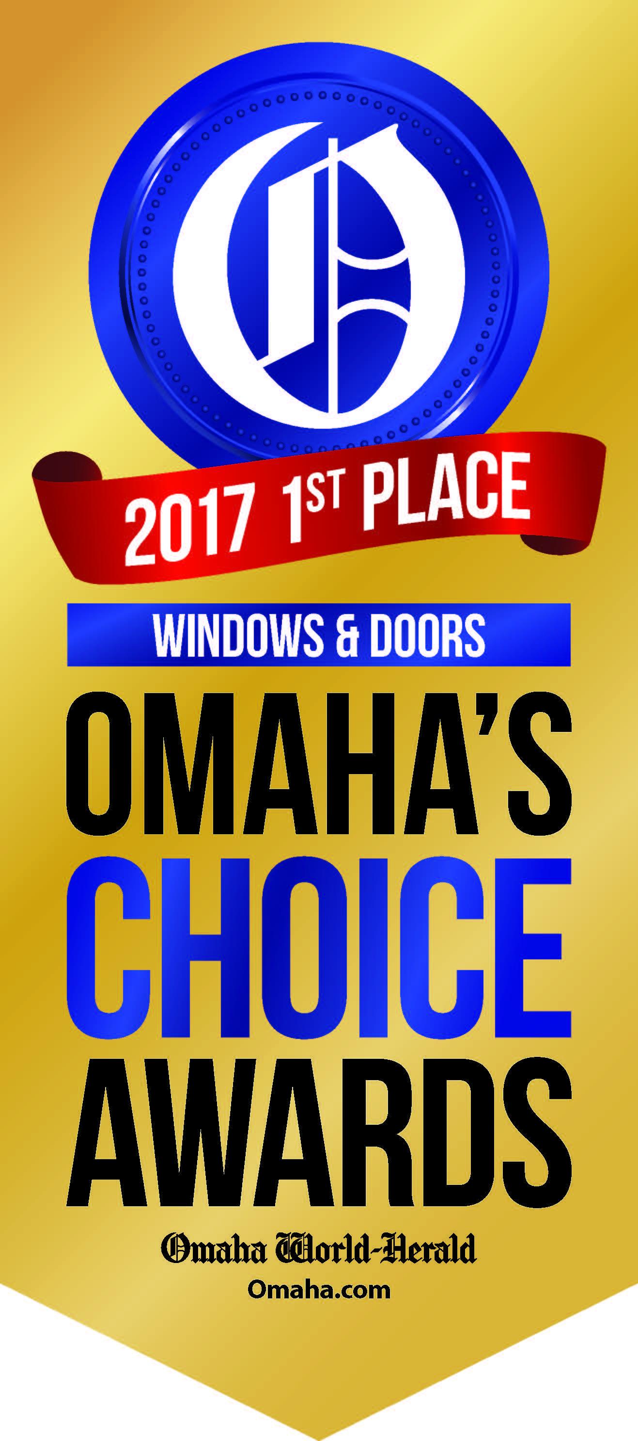 Perfect Omaha Door Was Recognized As A Winner In Both The U201cWindow U0026 Dooru201d And  U201cGarage Door Companyu201d.