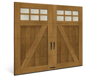 Wood Garage Doors Vs Steel Garage Doors With Composite